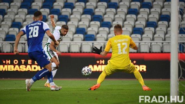 FC Prishtina-FTC - ÉLŐ közvetítés